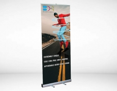 MQ Series Banner Stand