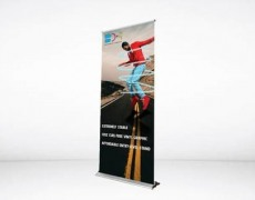BL 850 Banner Stand