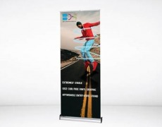 Imagine Cartridge Banner Stand