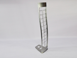 Silver Innovate Literature Rack