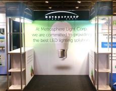 Metrosphere 10' x 10' Fabframe