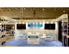 Seacore 10' x 20' Custom Booth