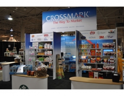 Crossmark 20'x20' Custom Display