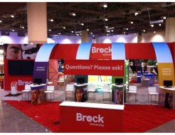 Brock 40'x40' Custom Display