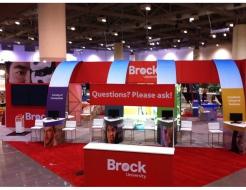 Brock 40'x40' Custom Display