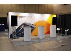 Juice Mobile 10x20 Custom Display