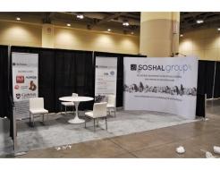 Soshal Group Pop Up and Banner Stands & Rental Furniture