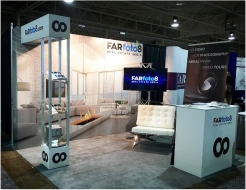 FARfoto8 Custom 10 Display with Bridge and Counter