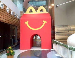 Happy Meal Custom Display