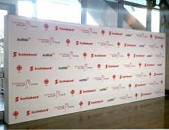 Scotiabank Giller Prize 20' Step and Repeat