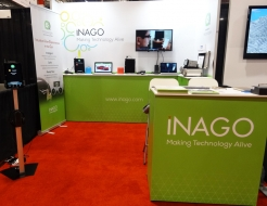 iNAGO 10' Custom Display