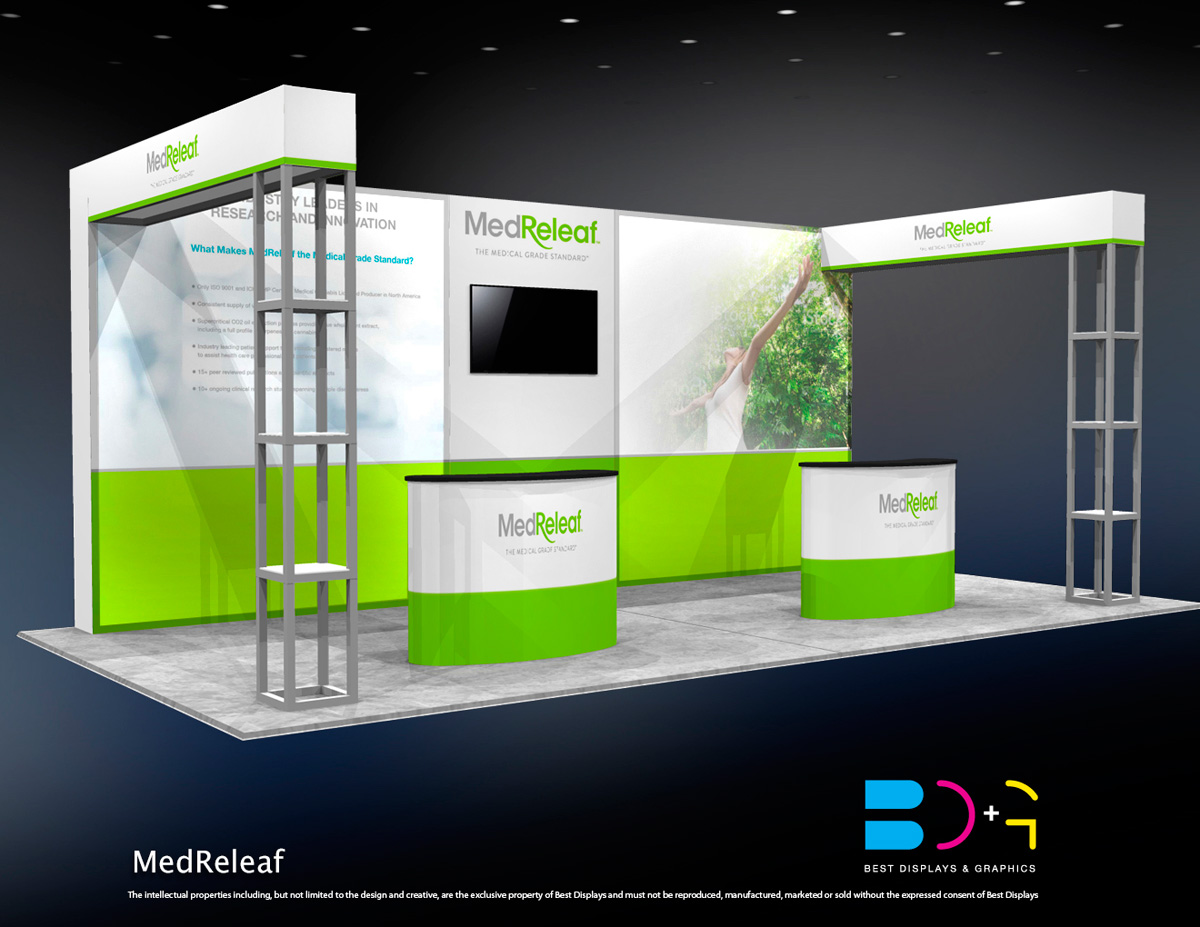 Trade Show Booth Graphic Design : Benefits of a custom trade show booth best displays & graphics