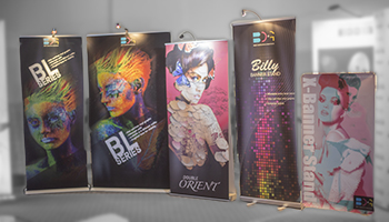 Banners-Showroom