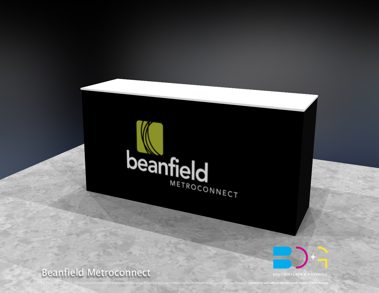 beanfield metroconnect counter