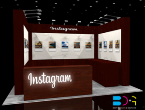 Instagram Show Design