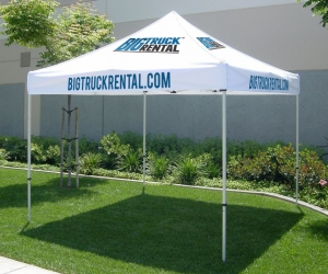 Imprint Tent