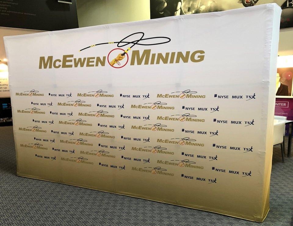 mcewen mining hop up