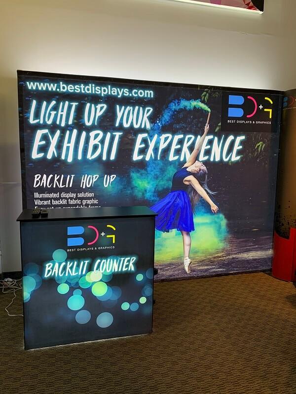 Design a Backlit Display