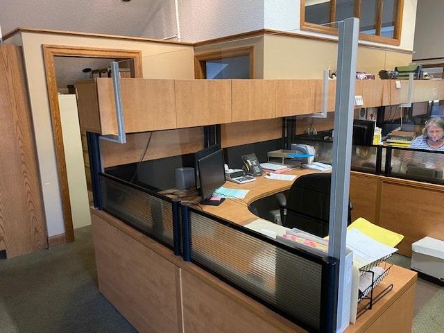 Desk Shield